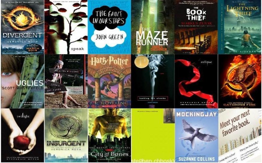 PopularBooks